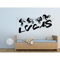 Bedroom Wall Art Stickers - Bedroom Ideas