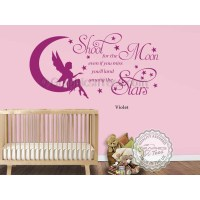 Awesome Picture of Wall Stickers Baby Girl Nursery ...