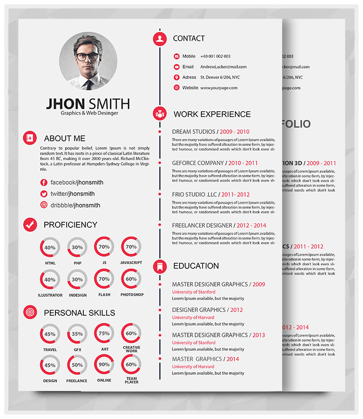 resume builder without word