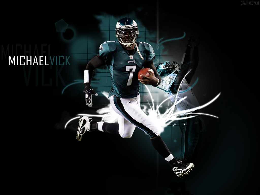 Iphone X Philadelphia Eagles Wallpaper Michael Vick Graphixbyxiii