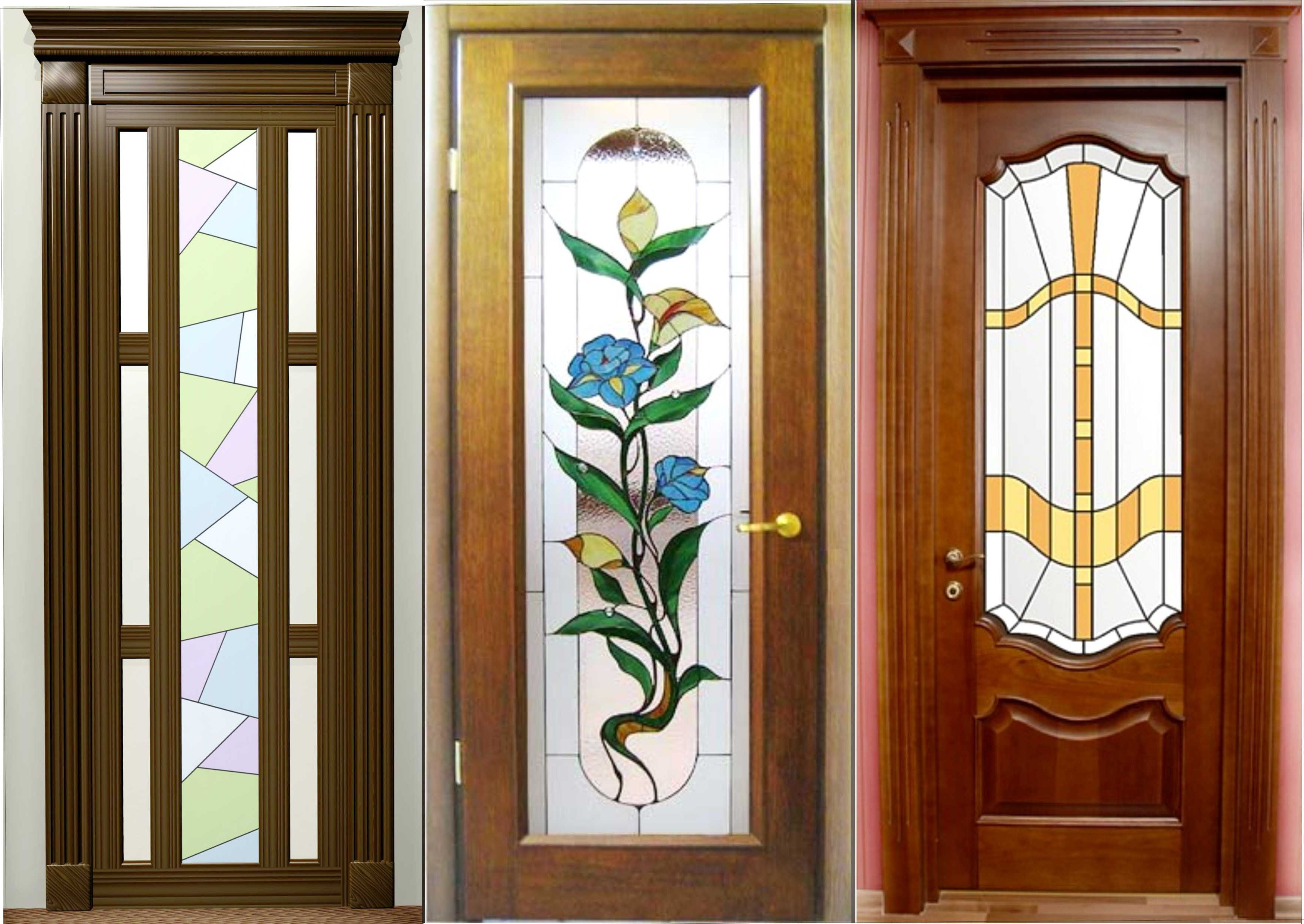 Stained glass interior doors -  Interior Doors With Stained Glass Download