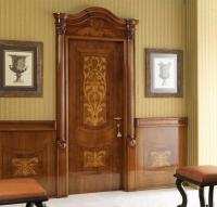 Luxury door design photo