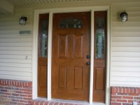 Why You Need A Solid Wood Front Door For Your Home?