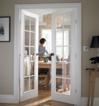 Interior Glass French Doors Design Ideas For Your Home