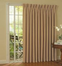 Decorative Curtains in Doorways by your own hands: Ideas