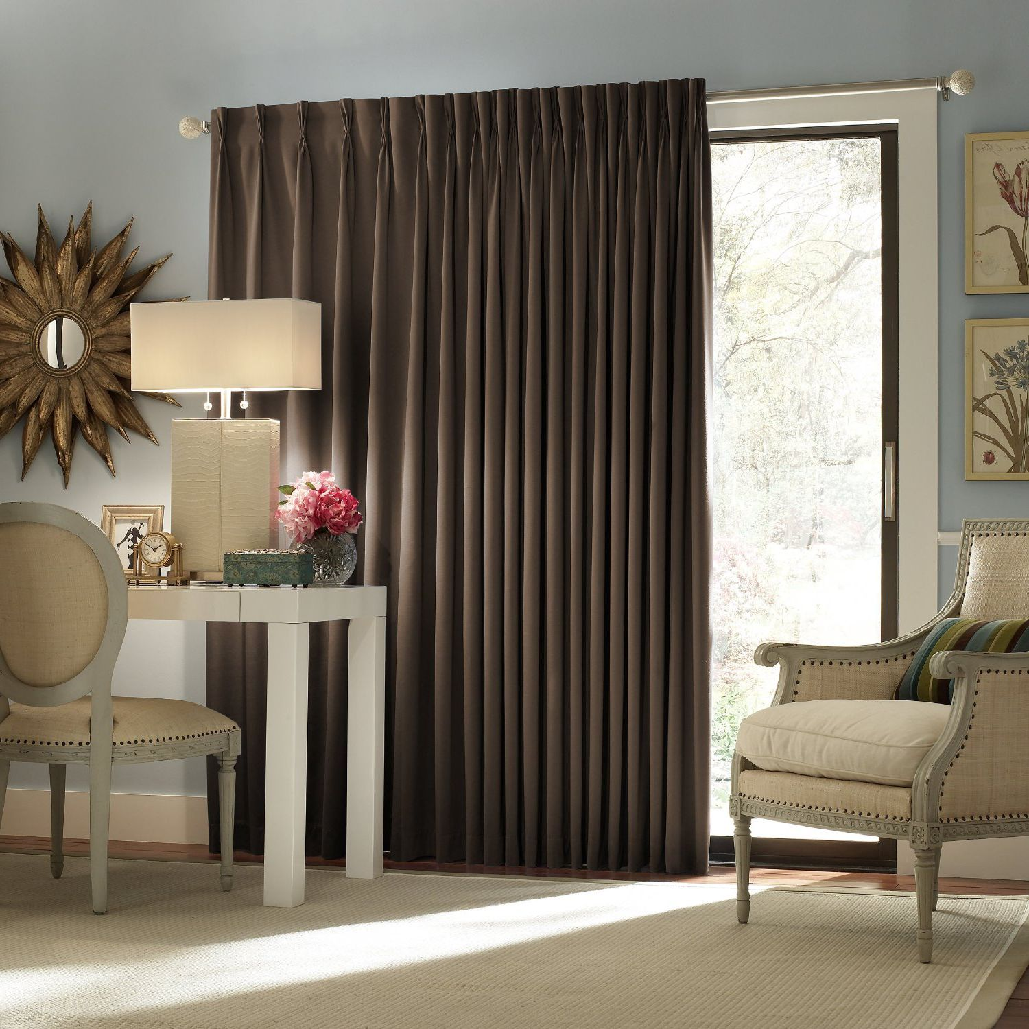 Kitchen French Door Curtains Curtains For French Doors