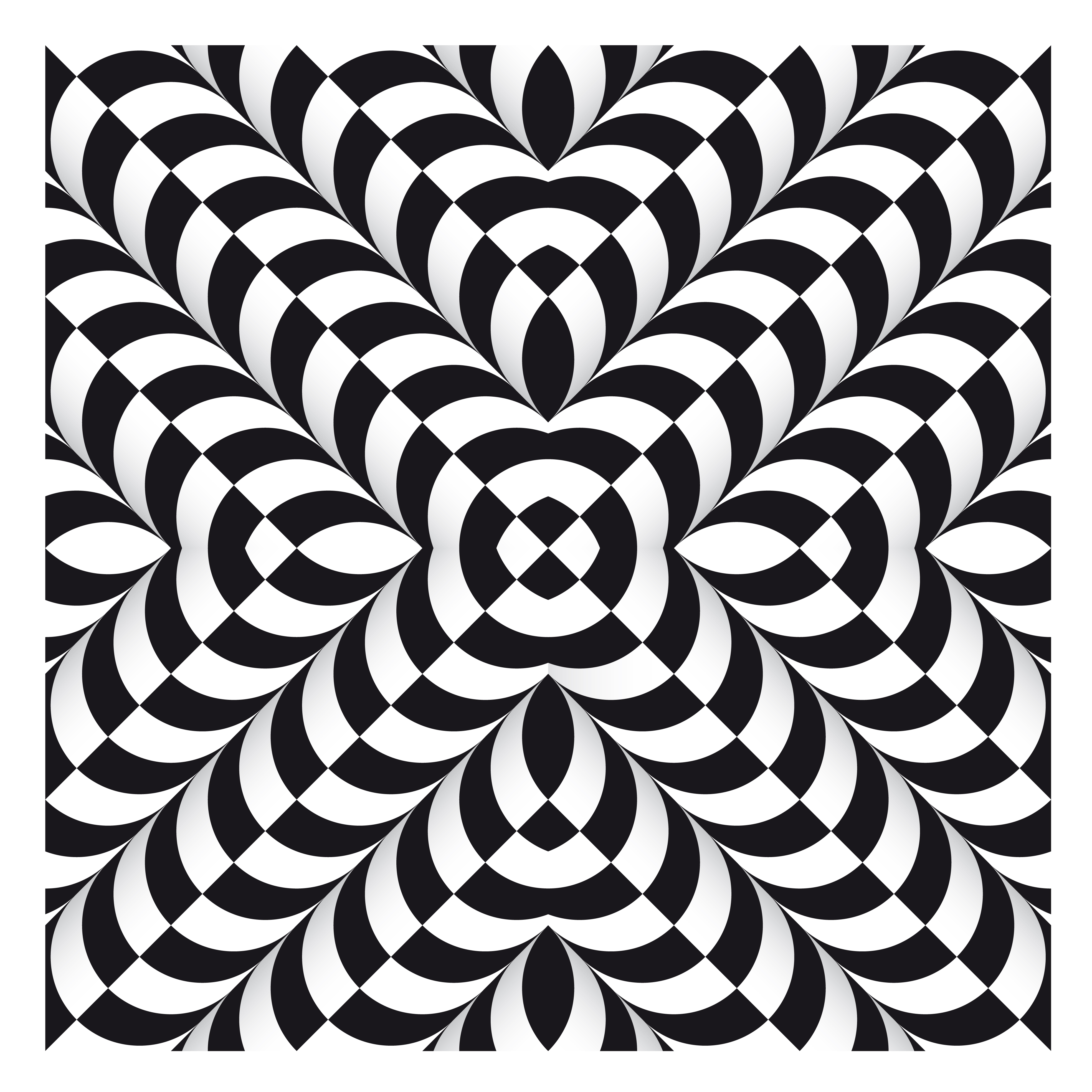 Design Art Cool Op Art Design Grasshoppermind