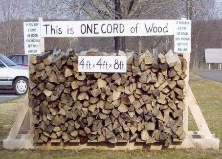 Grateful Trees Bees Blog How Much Wood Is In A Cord