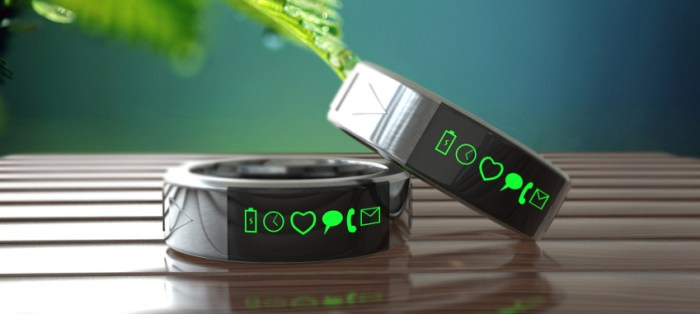 Tech Wearables: Smarty Ring