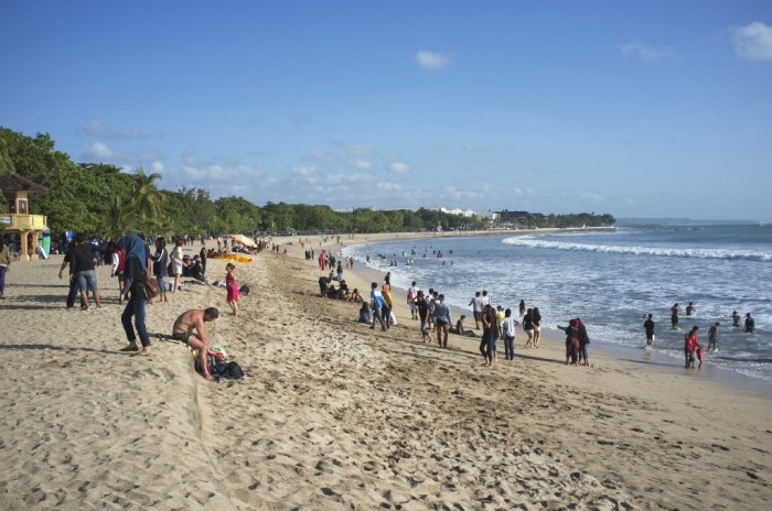 Kuta Beach (Photo: Aleksandr Zykov on Flickr)