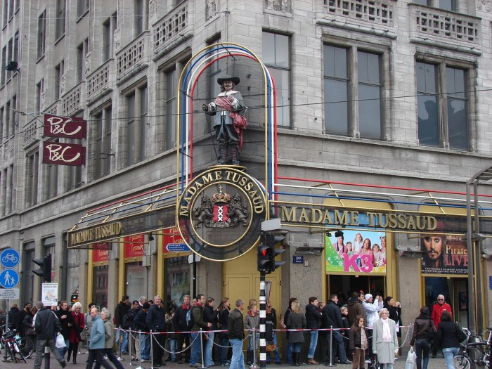 Madam Tussauds (Photo: Ankur Gulati on Flickr)