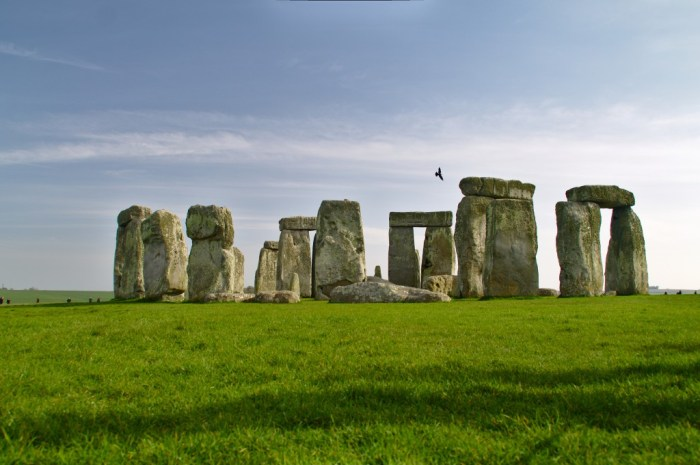 Stonehenge (Photo: lenickah on Flickr)