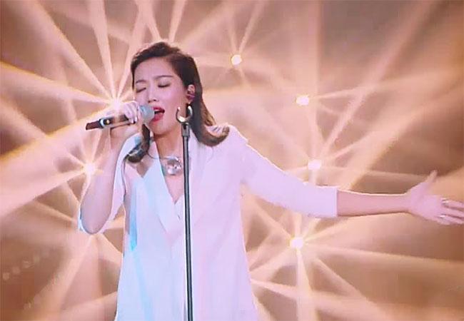 I Am A Singer 3 - A-Lin
