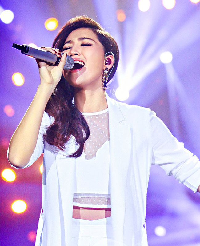 A-Lin - I Am A Singer 3 Round 8