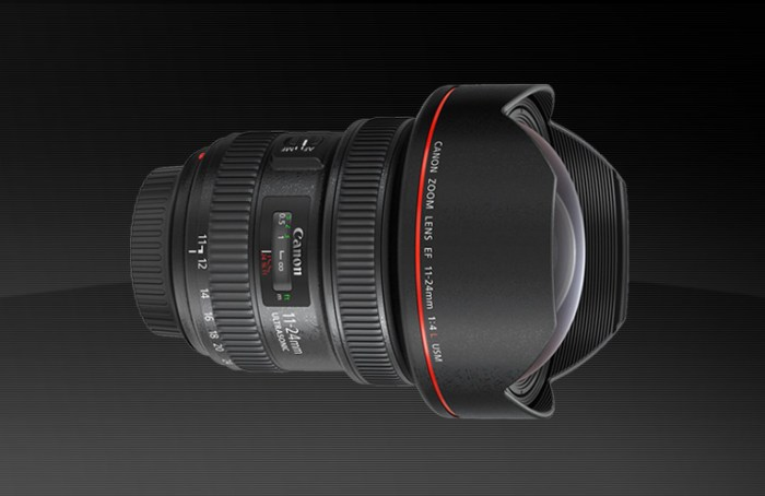Canon's new EF 11-24mm F4L ultra wide angle lens (photo: Google Images)