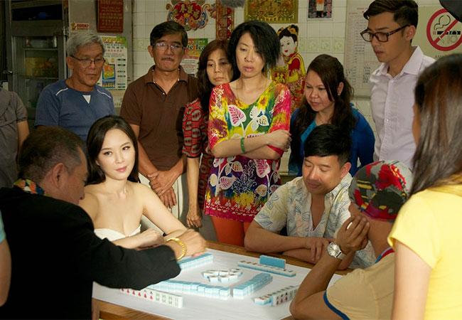 CNY movies - king of mahjong
