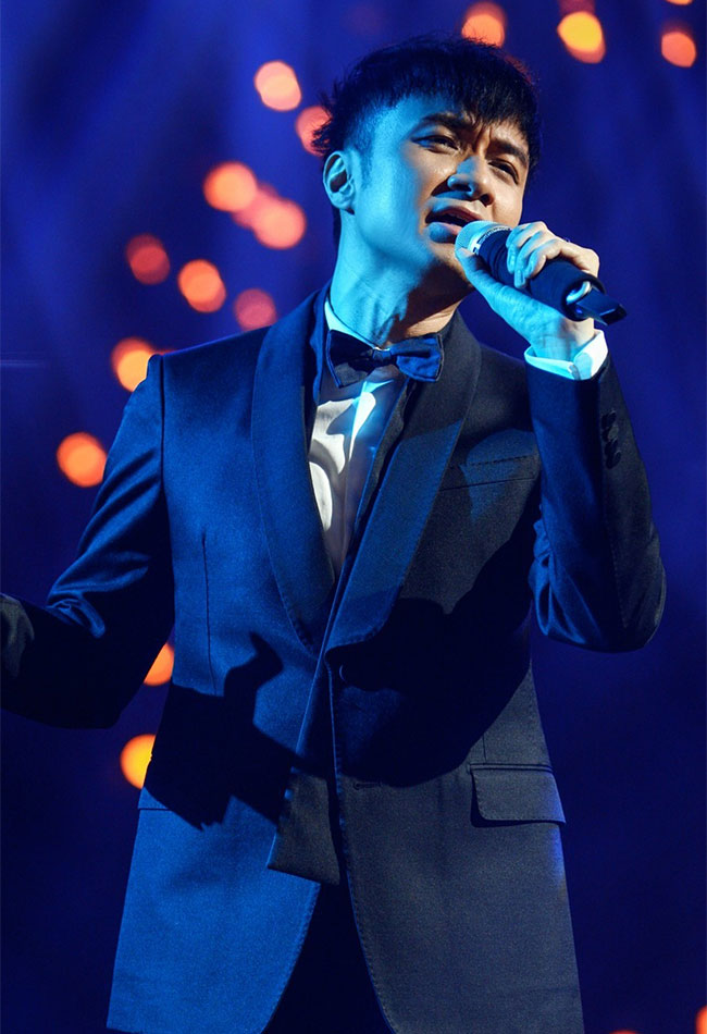 Leo Ku 古巨基 - I Am A Singer 3