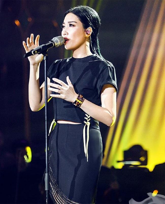 A-Lin 黄丽玲 - I Am A Singer 3 round 11