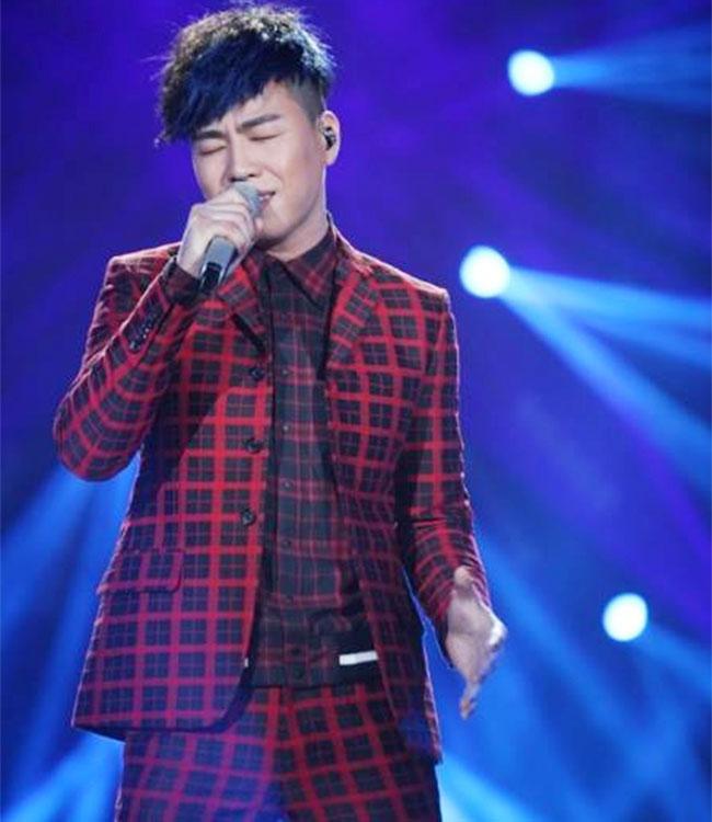 I Am A Singer 3 - Round 12: Anson Hu