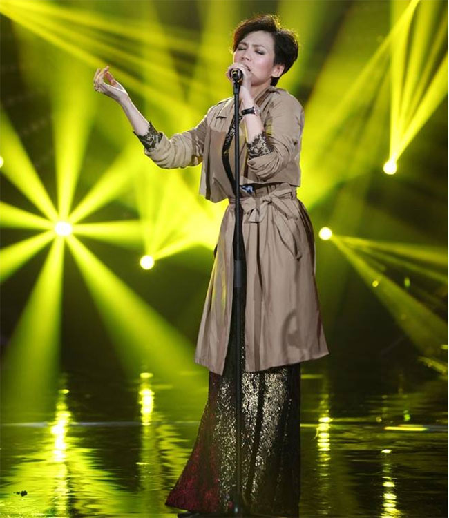 I Am A Singer 3 - Round 12: Kit Chan