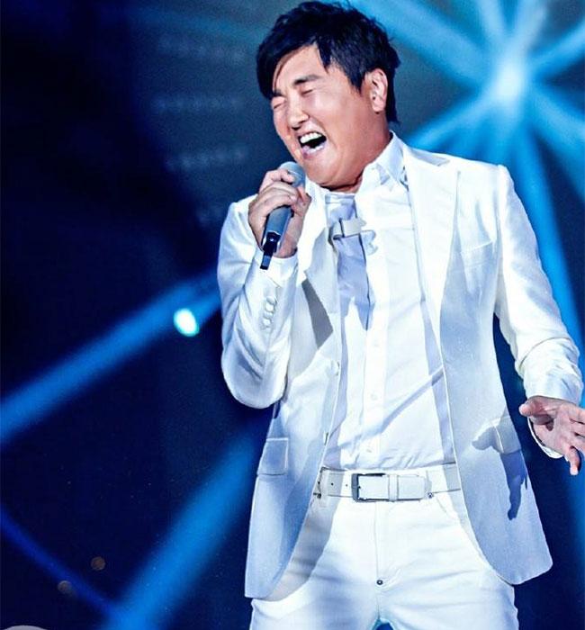 Sun Nan 孙楠 - I Am A Singer 3 Round 11