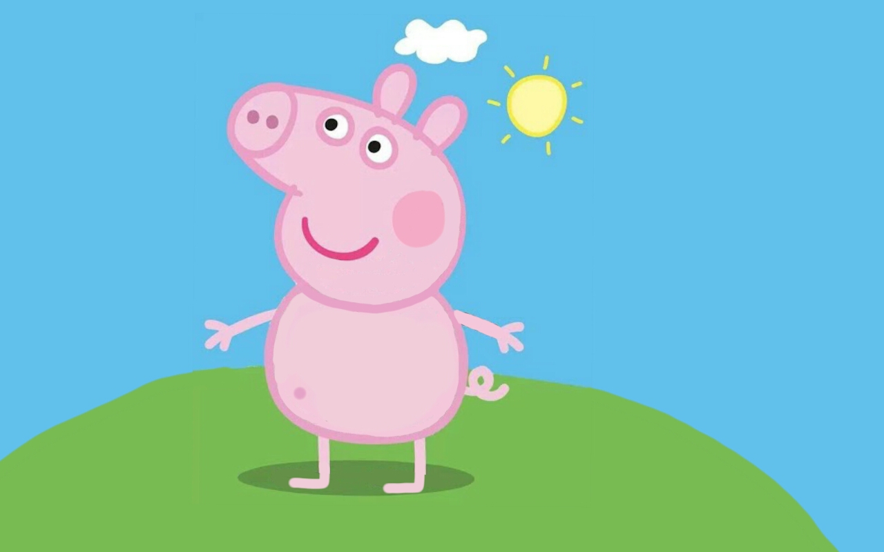 Peppa Piscina Fondos Peppa Pig Wallpapers Peppa Pig