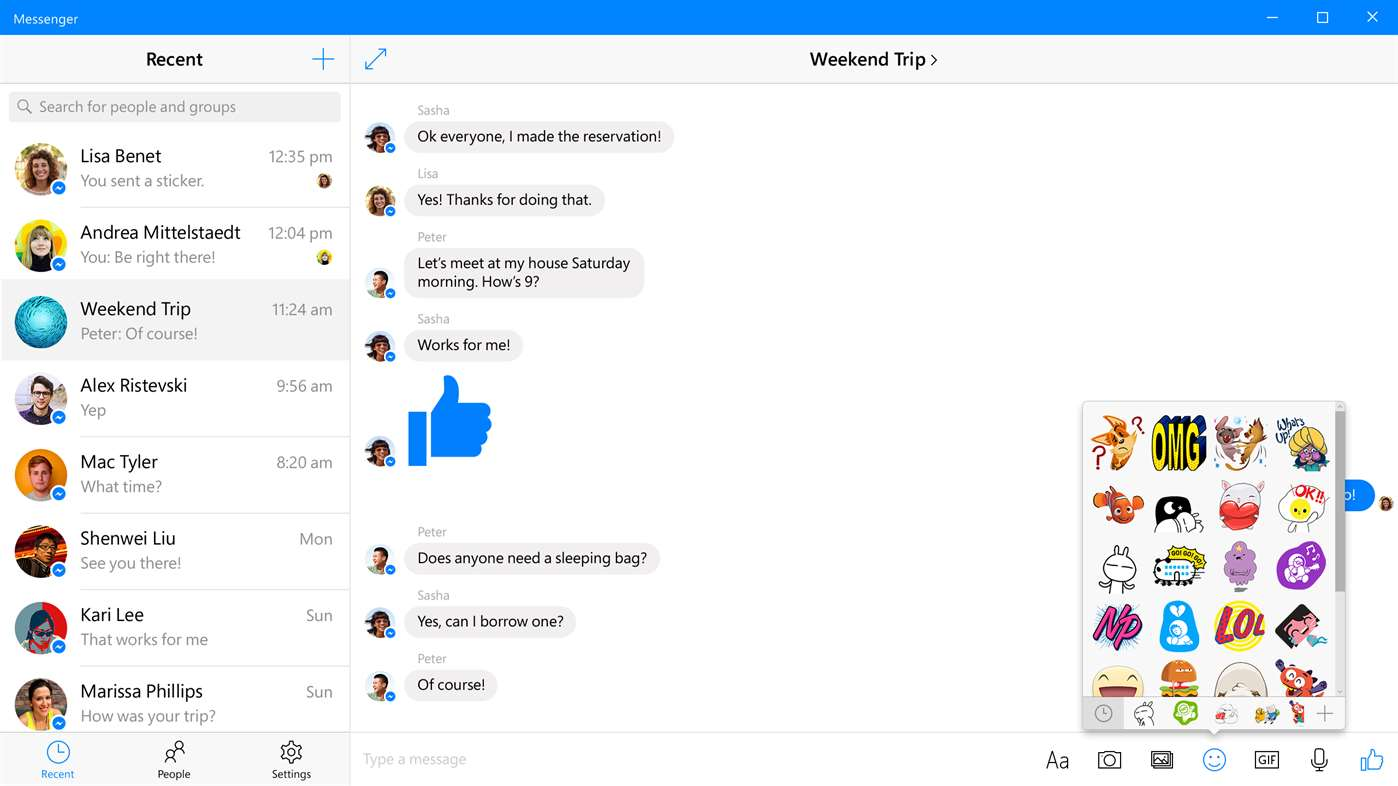 Descargar Messenger Descargar Facebook Messenger Para Windows En Español