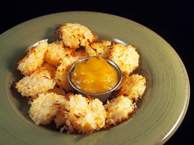 Baked Coconut Shrimp with Orange Marmalade Honey Mustard ...