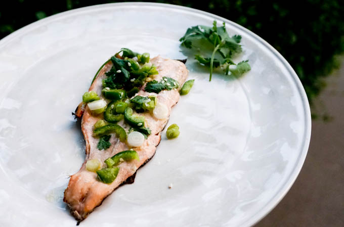how to cook rainbow trout fillets in foil