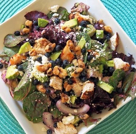 Chicken-Salad-w-Blueberry-Vinagrette-11