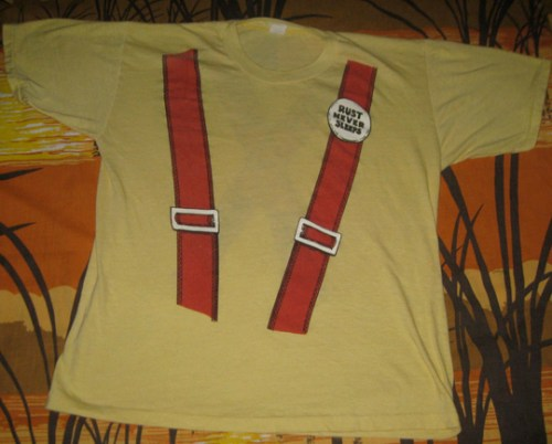 Neil Yound shirt- front