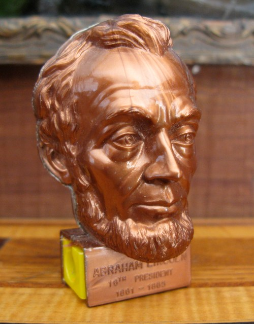 Lincoln sharpener