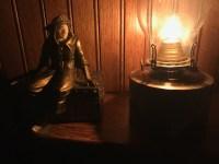 GL pirate lamp 2017.03.15 - Graves Light Station