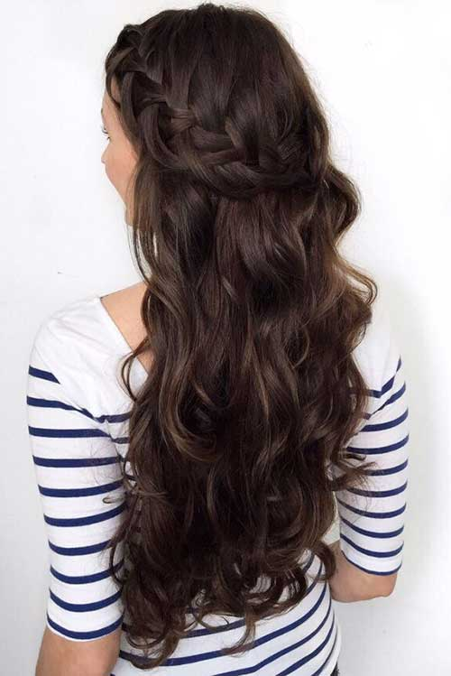Easy Fast Hairstyles 44 Incredible Long Hairstyle Ideas To Try Now Gravetics