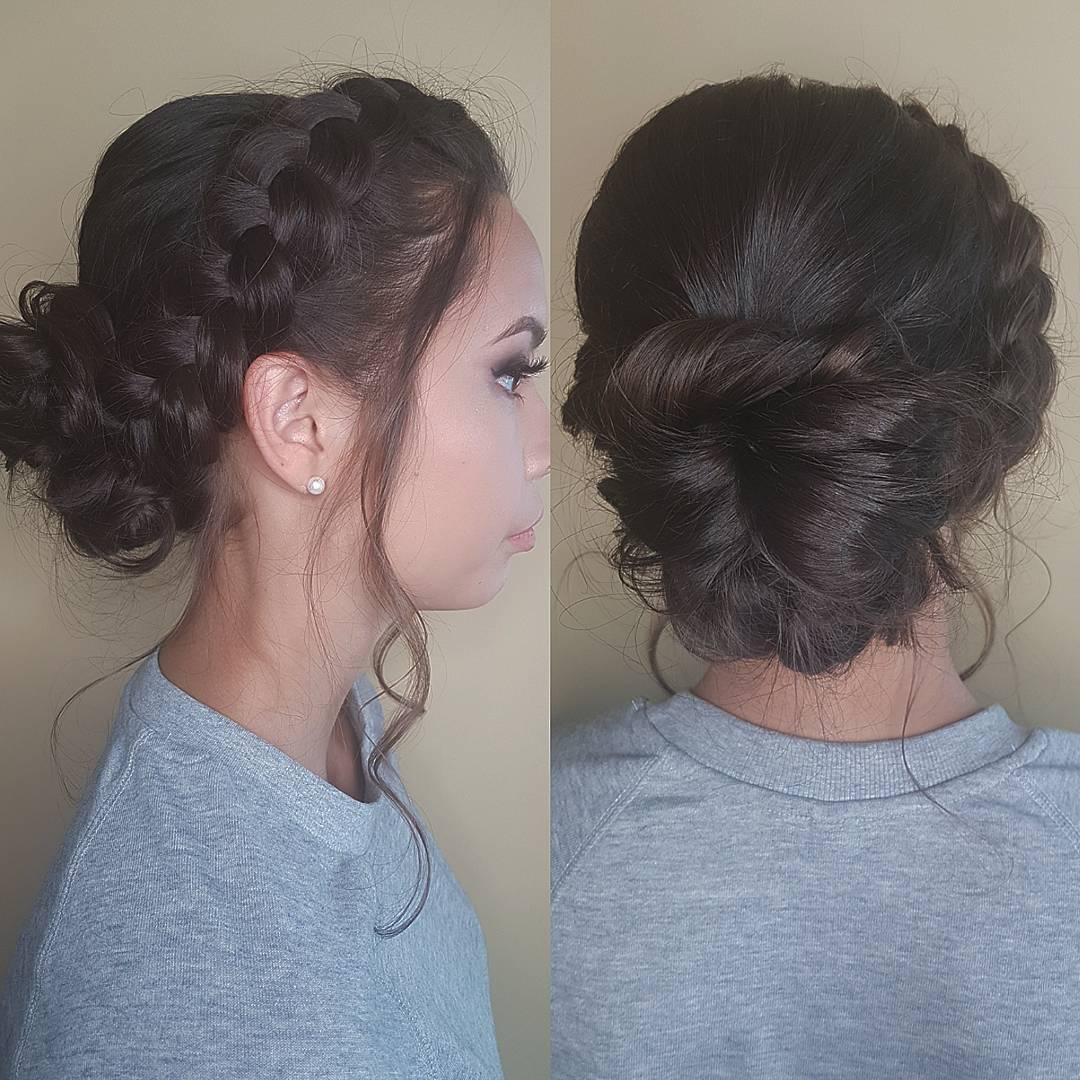 Haircuts For Short Hair Images 40 Outdo All Your Classmates With These Amazing Prom