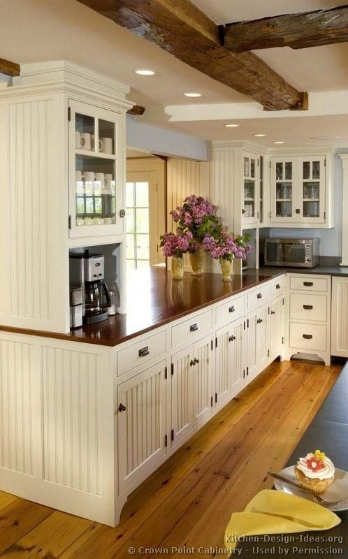 Shabby Chic 30 Timeless Cottage Kitchen Designs For A New Look