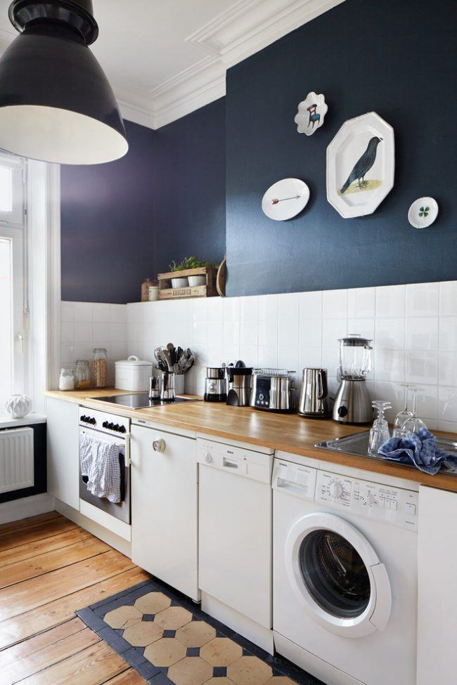Farben Wand 65 Best Ideas To Place Washing Machine In The Kitchen