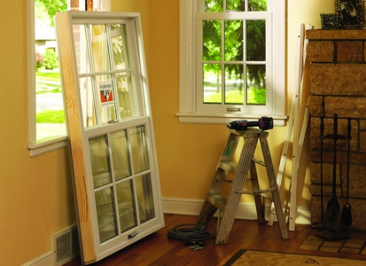 Do you have andersen narroline double hung windows in your for Andersen 400 series double hung windows cost