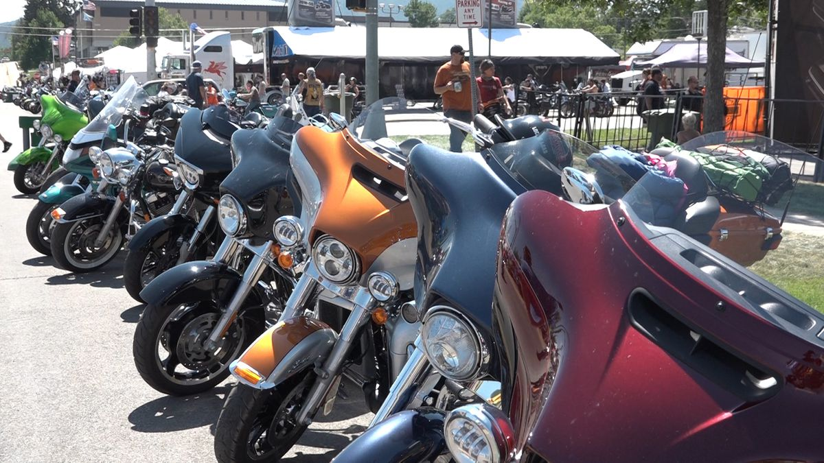 Sd Highway Patrol Off To A Busy Start With 76th Sturgis
