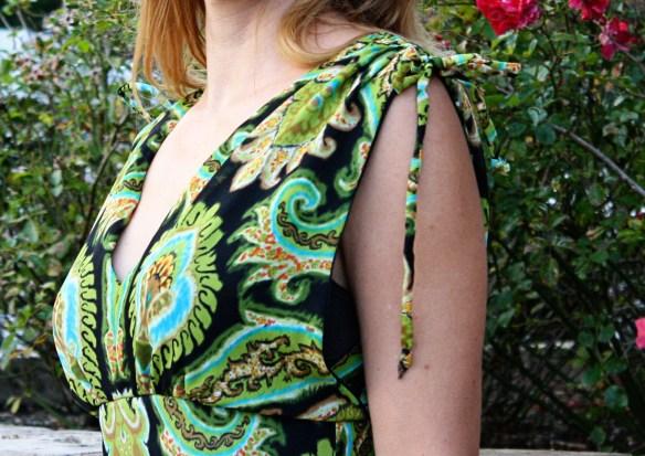 peacock dress ties