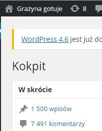 1500 wpisów