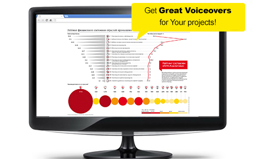 Professional voice over agency and recording studio buy cheap voice - Presentation Project