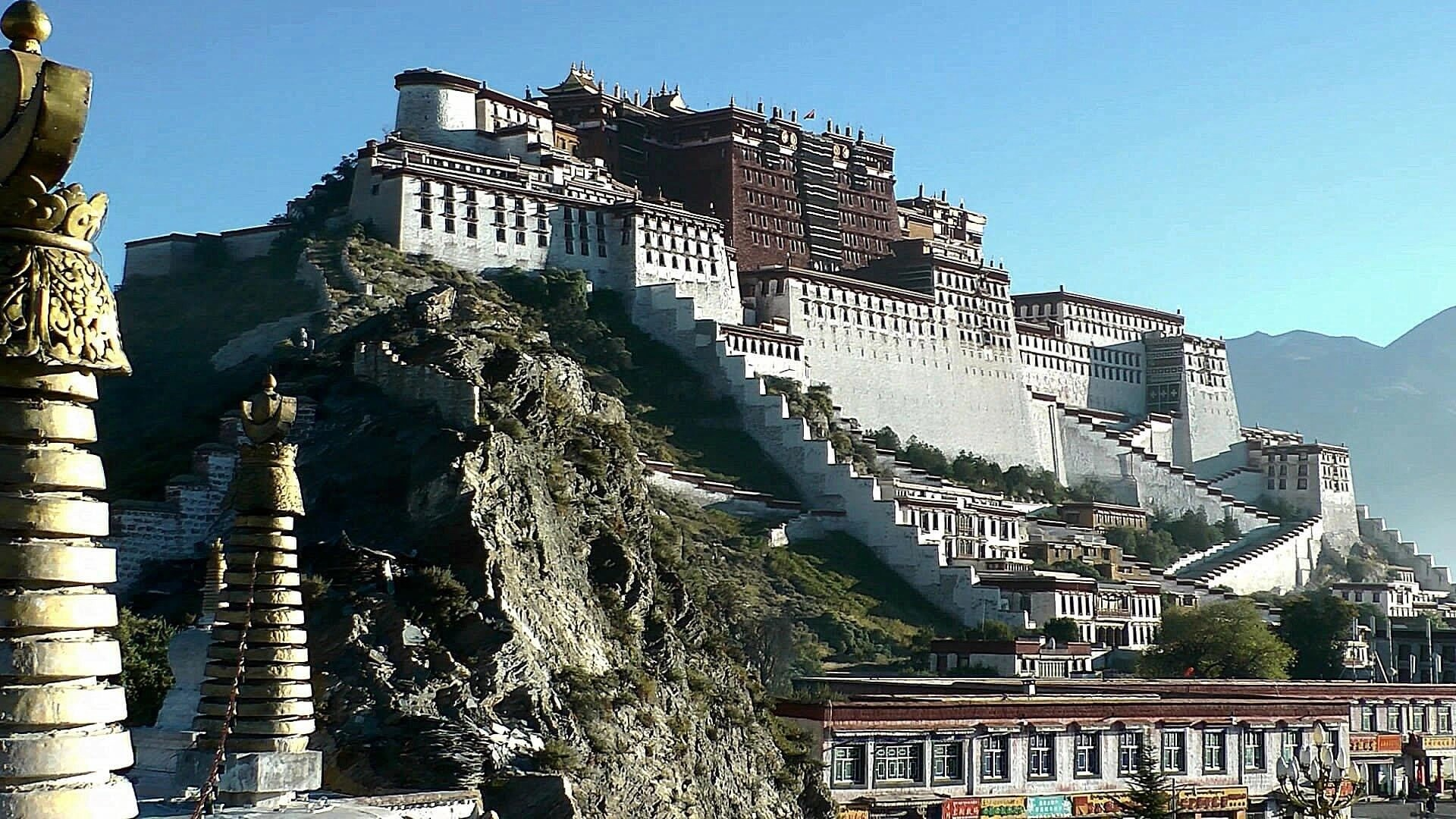 4k Wallpaper 3d National Geographic Adventure Tour To The Center Of Tibet Lhasa A Sacred Land