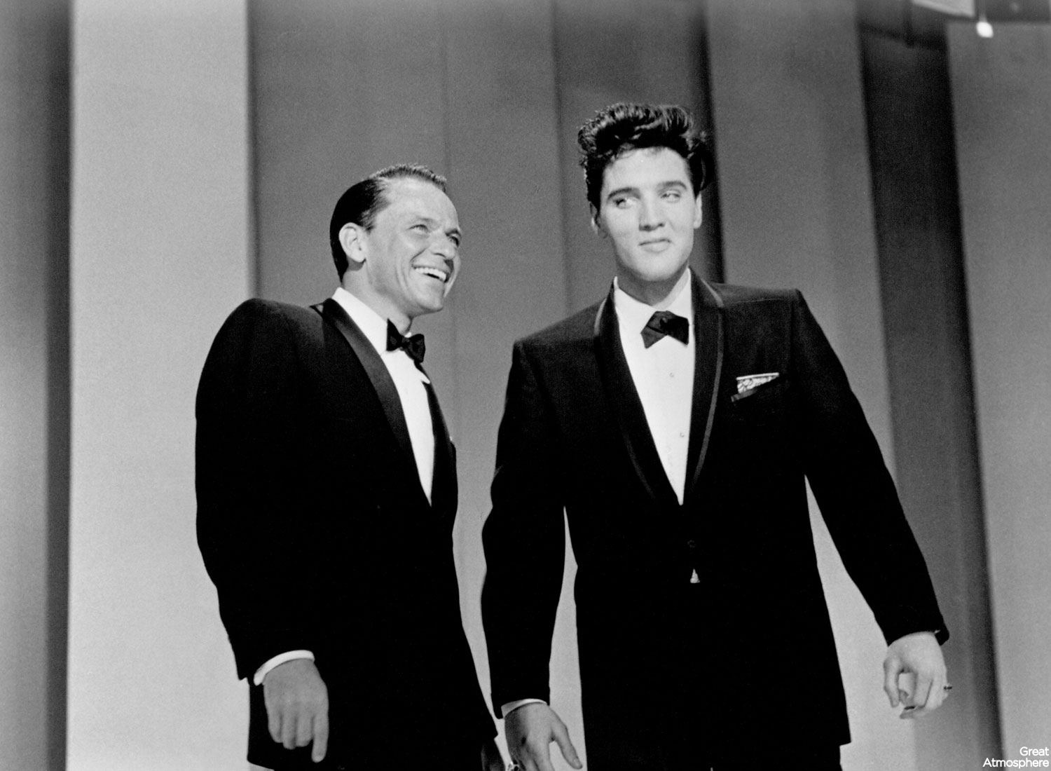 Tuxedo Wallpaper Hd Great Atmosphere Sinatra And Elvis My Way Great