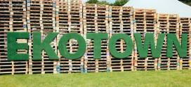 EkoTown Lifestyle Festival 2014 entrance
