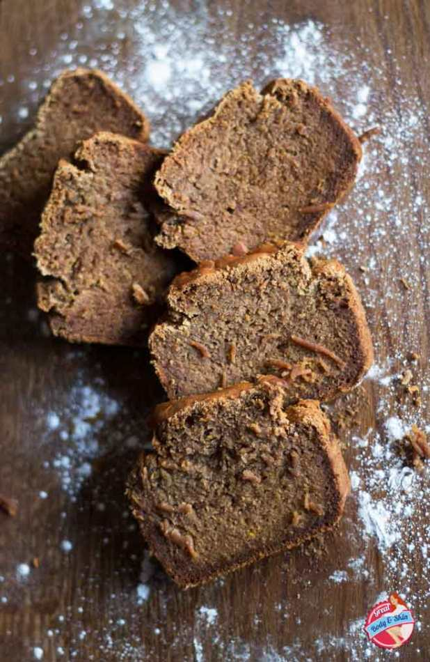 Recipe | Spicy Pumpkin Gingerbread