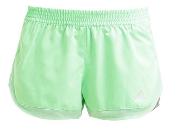 adidas shorts green