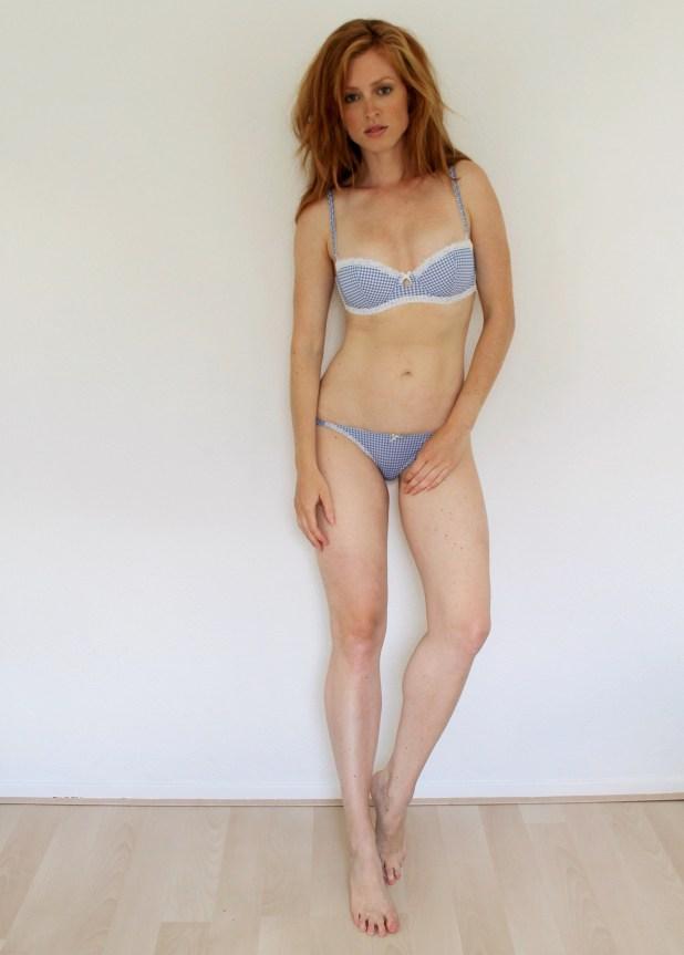 model back in shape na zwangerschap