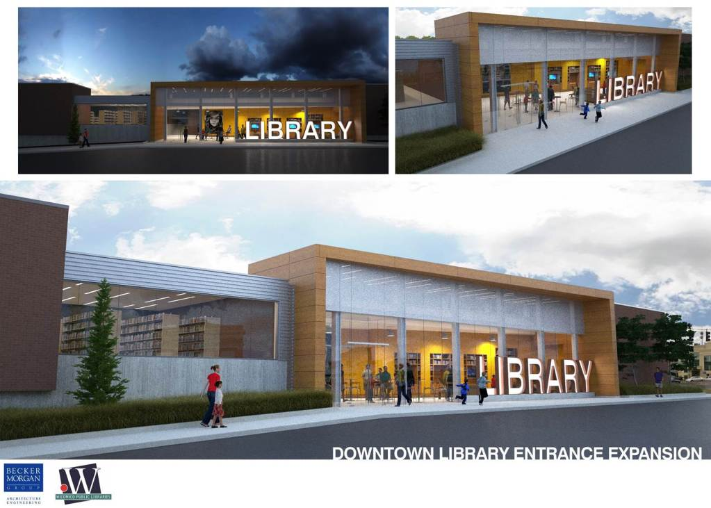 Wicomico Public Library-a happening place