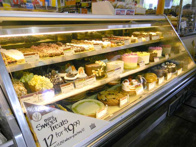 Whole Foods Dining Ultra-Fresh and Delicious Great Food List